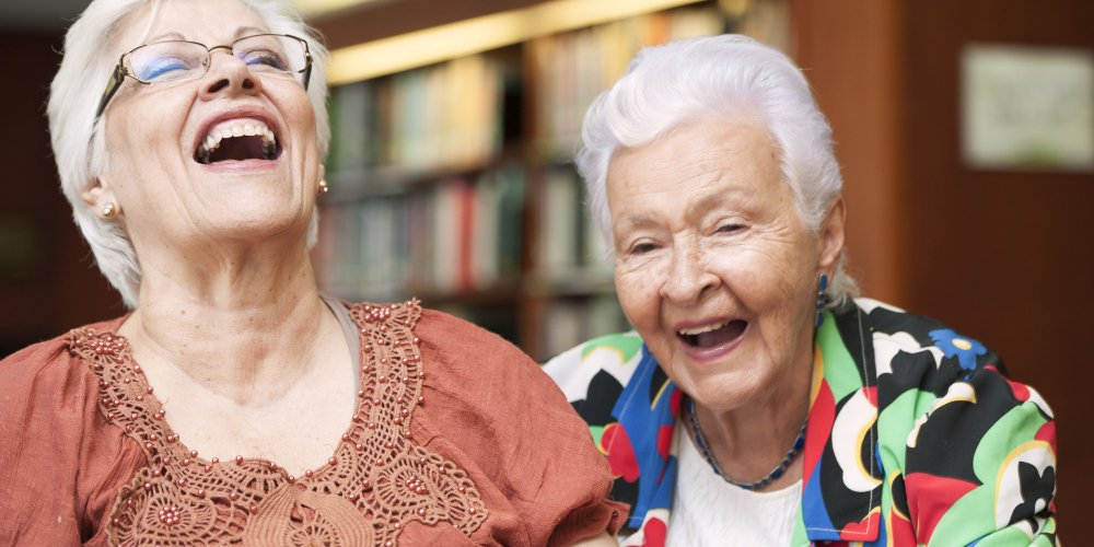 Where To Meet Seniors In London